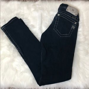 Miss me - mid rise skinny size 27